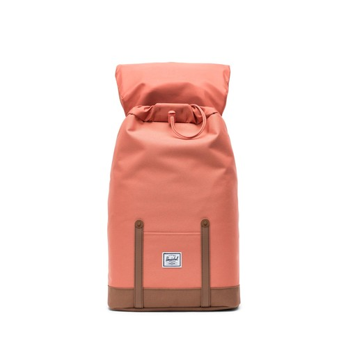 Рюкзак HERSCHEL Retreat Mid-Volume 10329 Apricot Brandy/Saddle Brown  фото 6