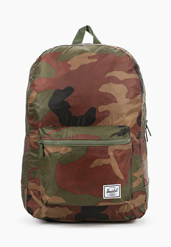 Рюкзак HERSCHEL Packable Daypack 10076 Woodland Camo2 фото 2