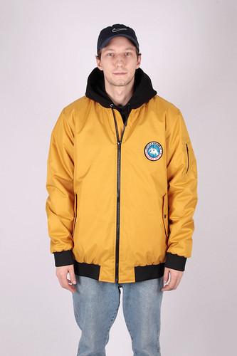 Фото - Куртка ANTEATER Bomber (Yellow, XL) куртка anteater parkkiller terrakot xl