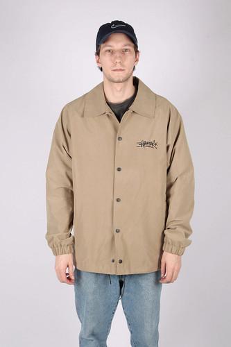 Фото - Куртка ANTEATER Coach Jacket (Sand, S) куртка anteater parkkiller terrakot xl