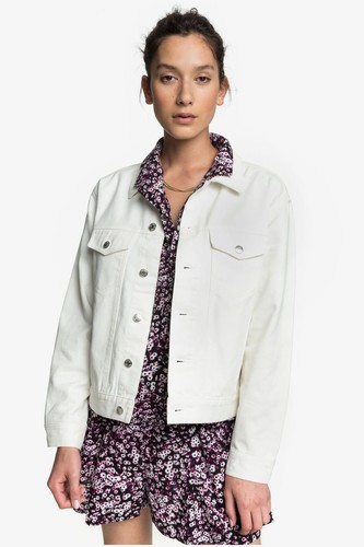 Женская куртка Quiksilver Womens (LILY WHITE (wcq0), S)