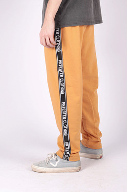 Брюки ANTEATER Sweatpants Yellow фото