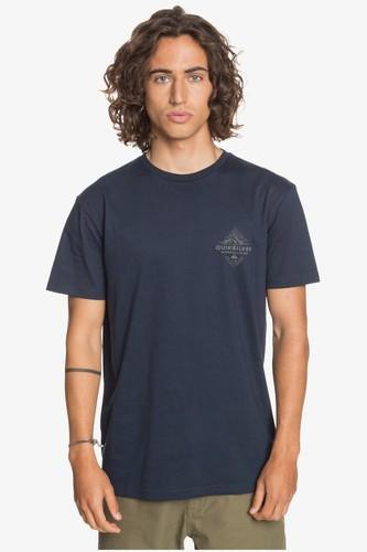 Мужская футболка QUIKSILVER Before Light Organic (NAVY BLAZER (byj0), M) мужская шапка quiksilver m