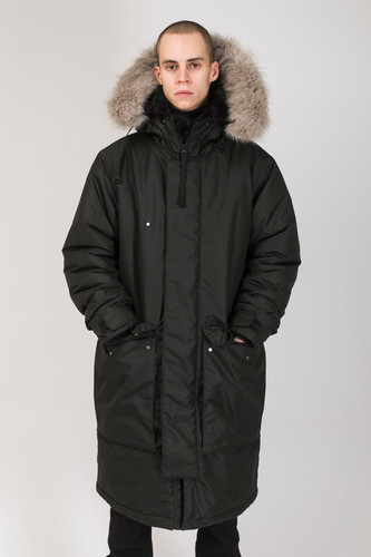 Куртка CODERED CR-A 5 COR (Черный, M)