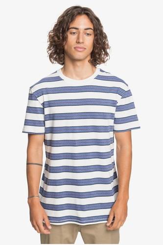 Мужская футболка QUIKSILVER Fogi (FOGI SNOW WHITE (wbk3), M) мужская шапка quiksilver m