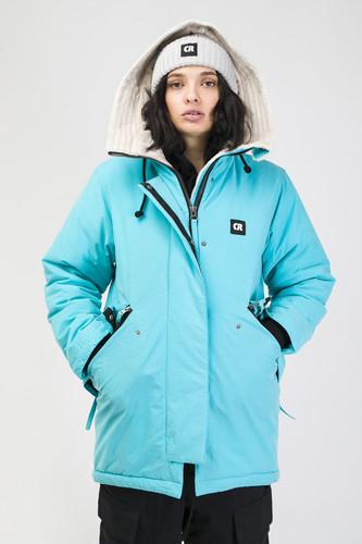 Куртка CODERED Heat 3 женская (Бирюзовый, M)