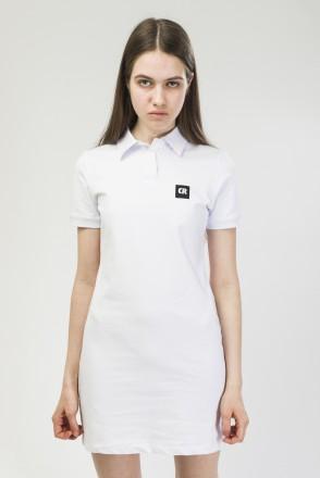 Платье CODERED Adress CR1030 (Белый, S)