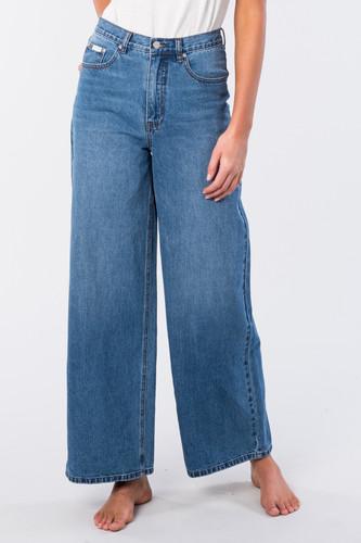 Джинсы Rip Curl RINCON WIDE LEG JEAN (70 BLUE, 26)