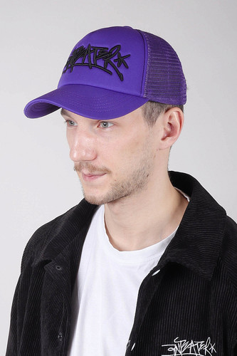 Кепка ANTEATER Trucker (Violet, O/S)