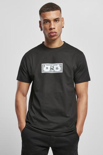 Футболка MISTER TEE Money Guy Tee (Black, 2XL) футболка mister tee marvel logo tee black m
