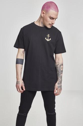 Футболка MISTER TEE Captain Tee (Black, 2XL) футболка mister tee marvel logo tee black m