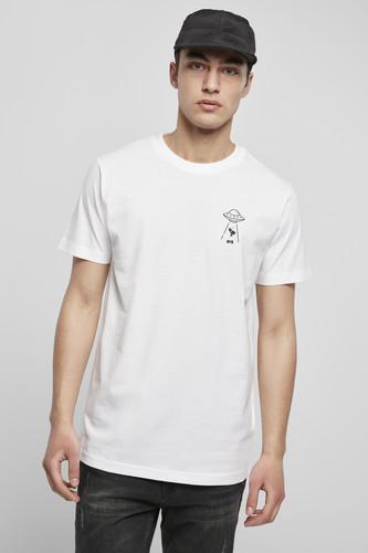 Футболка MISTER TEE Ufo Drop Tee (White, XL) футболка mister tee ufo drop tee white l