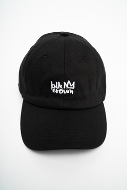 Кепка BLK CROWN Old Logo Black фото 2