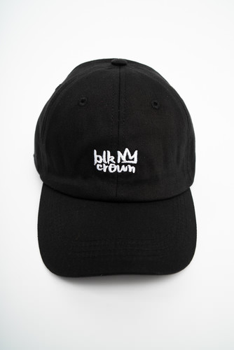Кепка BLK CROWN Old Logo Black фото 5