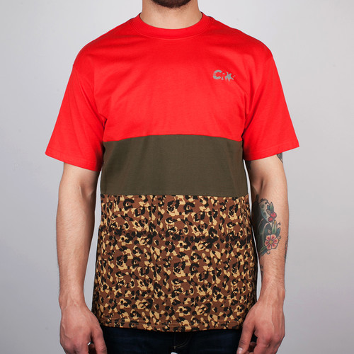 Футболка CROOKS & CASTLES Run This 3 (Leopard, L) другие run this 4
