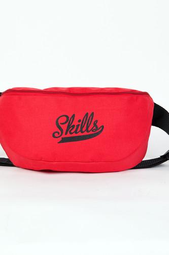 Сумка SKILLS Logo Waise Bag (Red)