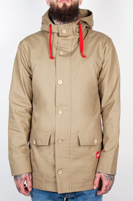 Куртка SKILLS Light Parka FW14 Beige фото