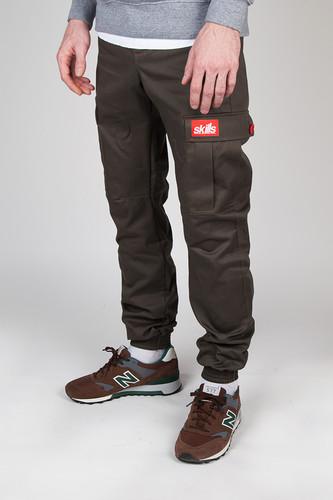 Брюки SKILLS Chino Pockets 3 (Olive, L) брюки skills chino pockets 3 olive l