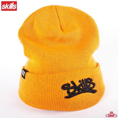 Шапка SKILLS Basic (Orange) цена и фото