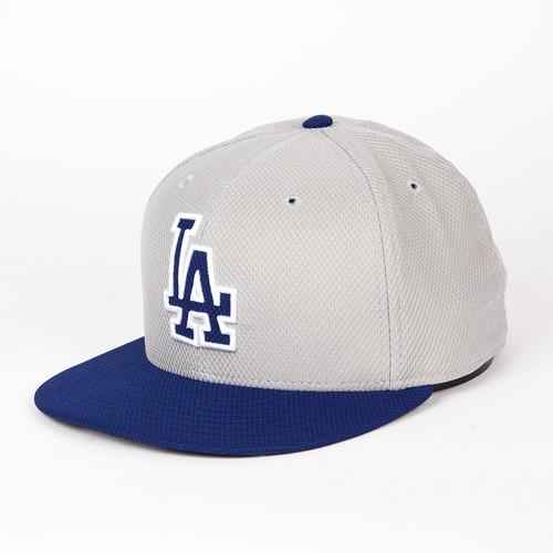 Бейсболка NEW ERA MLB BP 5950 Losdod RD 2013 (Grey, 7)