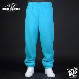 Брюки URBAN CLASSICS Sweatpants Aqua фото 2