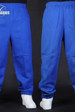 Брюки URBAN CLASSICS Sweatpants Royal фото
