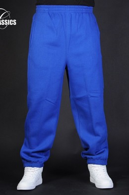 Брюки URBAN CLASSICS Sweatpants Royal фото 2