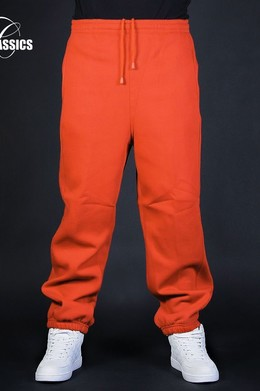 Брюки URBAN CLASSICS Sweatpants Red фото 2
