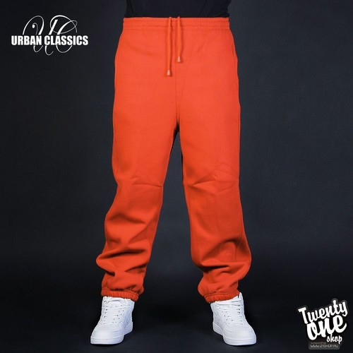 Брюки URBAN CLASSICS Sweatpants Red фото 6