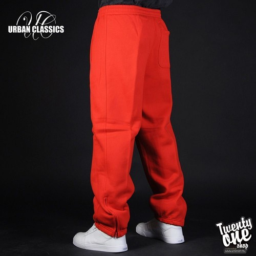 Брюки URBAN CLASSICS Sweatpants Red фото 8