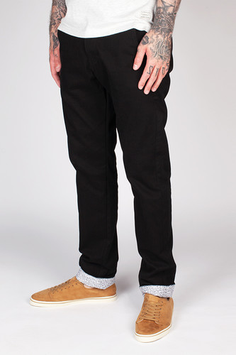 Брюки TURBOKOLOR Premium Chinos Slim-fit FW14 (Black, 36/32)