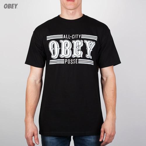 Футболка OBEY 89Ers (Black, XL) футболка obey youth crew black xl