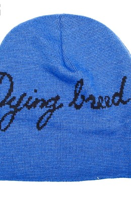 Шапка CROOKS & CASTLES The Snitches Beanie True-Blue фото
