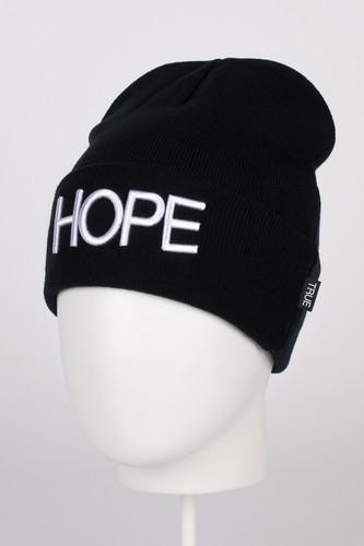 цена Шапка TRUESPIN Hope Beanie (Black) онлайн в 2017 году