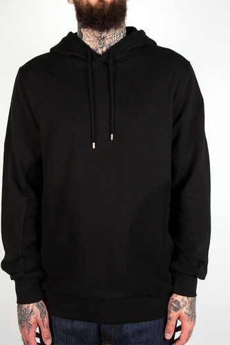 Толстовка CROOKS & CASTLES Theft Hooded Pullover (Black, XL)