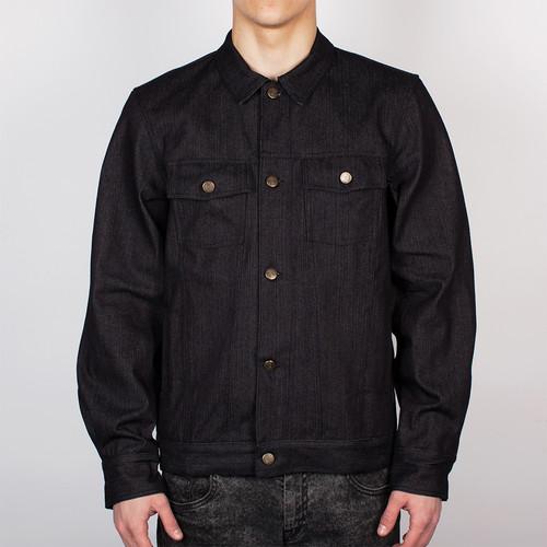 Куртка MEDOOZA APPAREL Black Denim (Черный, XL) толстовка medooza back in black ii черный xl