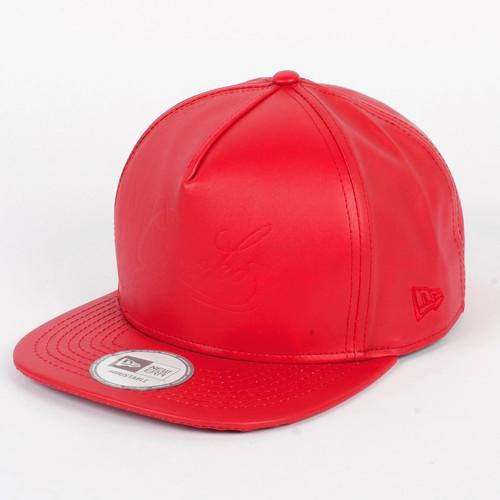 Бейсболка CROOKS & CASTLES Thuxury Script Strapback (True Red, O/S) бейсболка классическая diamond script sports hat khaki