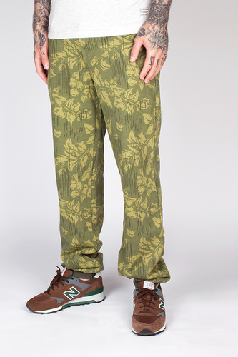 Брюки TURBOKOLOR Laufer Pants FW14 (Rain Camo, S)