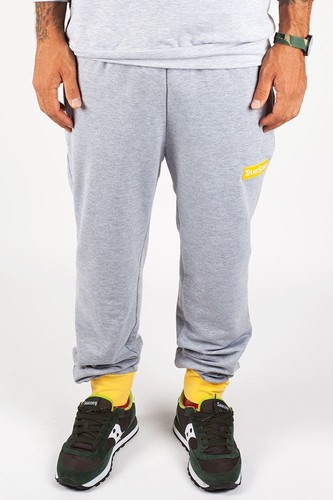 Брюки TRUESPIN Easy Sweatpant (Grey/Yellow, S) цена