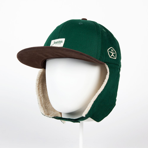 Бейсболка ЗАПОРОЖЕЦ Dog-Ears Snapback Patch Green фото 15