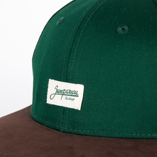 Бейсболка ЗАПОРОЖЕЦ Dog-Ears Snapback Patch Green фото 16