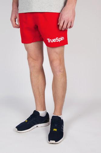 Шорты TRUESPIN Swimming Shorts Splash One (Red, XS)