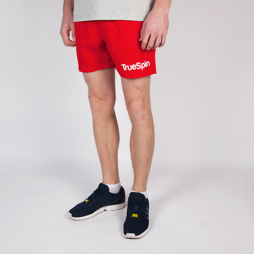 Шорты TRUESPIN Swimming Shorts Splash One (Red, XS)