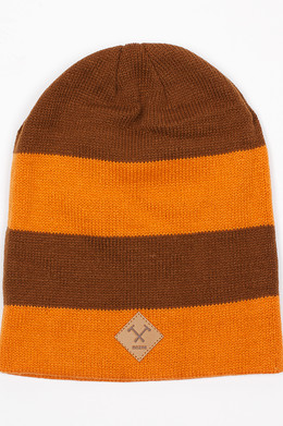 Шапка MAZINE Zero Beanie Pumpkin/Simian Brown 12532 фото 2