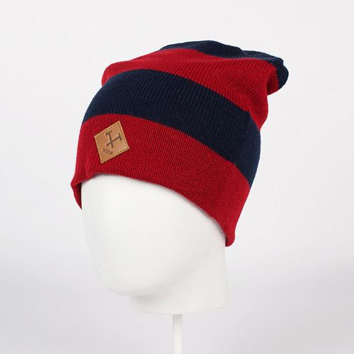 Шапка MAZINE Zero Beanie (Jester Red/Navy-12483) шапка armour sailor beanie red
