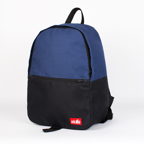 Рюкзак SKILLS Small Backpack (Black/Navy) рюкзак skills small backpack black navy