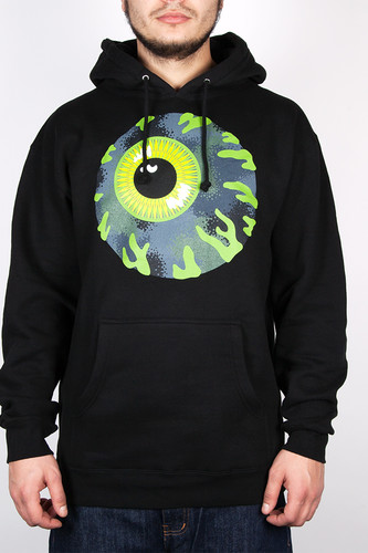 Толстовка MISHKA Kirby Camo Keep Watch Pullover Hoodie (Black, XL) толстовка mishka kirby camo keep watch pullover hoodie black m