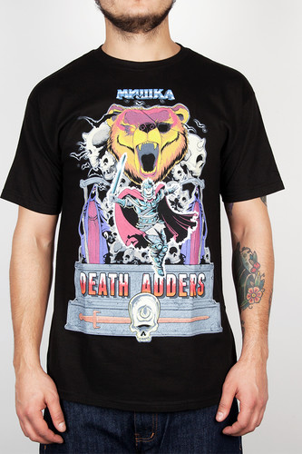 Футболка MISHKA Epic Quest Tee (Black, L)