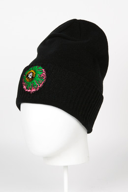Шапка MISHKA Lamour Keep Watch Beanie Black фото