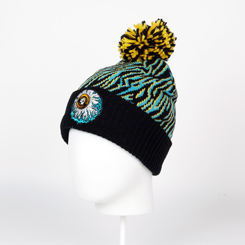 Шапка MISHKA Lamour Keep Watch Rumble Pom (Teal) цена и фото